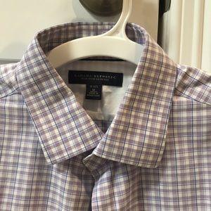 Banana Republic men's dress shirt 15-15.5 M